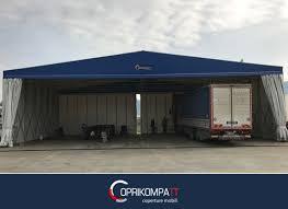 capannoni mobili usati capannoni in pvc usati e di secondo mano o nuovi coprikompatt