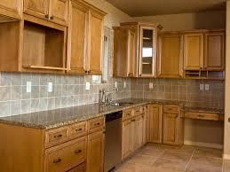 unfinished kitchen cabinets ward log homes