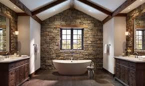 rustic bathroom ideas charming rustic bathroom design ideas abpho