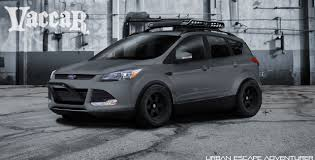 Ford Escape 2013 - portland ford escape shoppers take a look at sema bound escapes