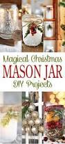 mason jar christmas cookies christmas lights decoration