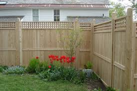 middlebury fence cedar privacy fencing in vermont fenced in