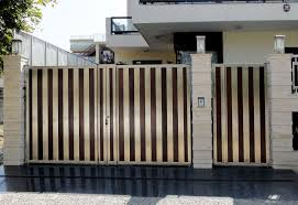 Awesome Modern Gate Designs for Homes – Home Improvement 2017
