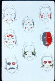 american indian tattoo images from the southeast and beyond