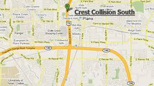 schedule collision estimate appointment dallas body shop