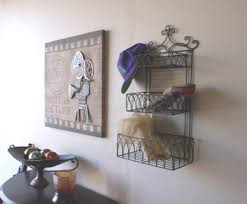 wrought iron wall planters tuscan wrought iron metal 3 tier wall shelf or wall planter