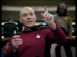 Annoyed Picard Meme - inspirational annoyed picard meme captain picard battles daimon