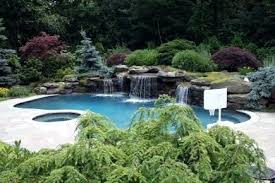 Landscaping Around Pools by Backyard Above Ground Pool Landscaping Ideas Landscaping Around