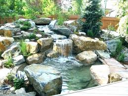 Rock Fountains For Garden Outside Fountains Ideas Large Fountains And Water Features Outdoor