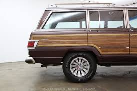 1970 jeep wagoneer for sale 1981 jeep wagoneer limited beverly hills car club