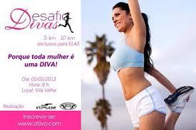 Desafio Divas: Últimos dias para se inscrever e participar da ...
