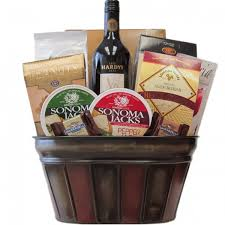 Wine Gift Delivery Wine Gift Baskets Canada Buy Online Today The Sweet Basket Company