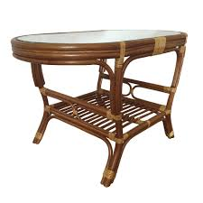 light colored coffee table sets oval coffee table alisa color light brown with glass top handmade
