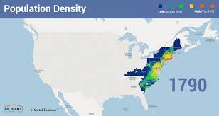 united states population map the u s population grow time news planetizen