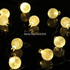 Led Patio Lights String by Solar Powered Outdoor String Lights Photo Pixelmari Com