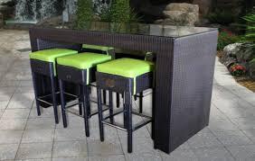 Bar Table For Kitchen Home Design - Kitchen bar table set