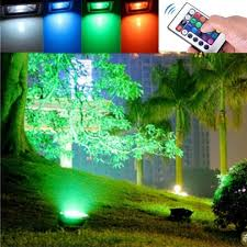 Colored Led Landscape Lighting 1000 Images About Led Multi Color Landscape Accent Lighting W With