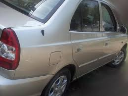 hyundai accent price india used hyundai accent car for sale in latur city used car in india