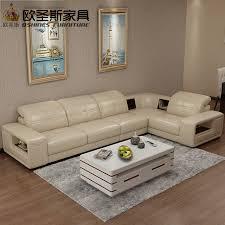 canap en l 2017 nouveau l forme moderne meubles modulaires salon plein canapé