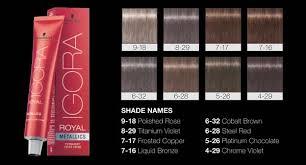 can you mix igora hair color schwarzkopf professional s igora royal goes metallic