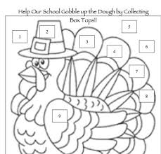 thanksgiving boxtop sheet boxtops for education