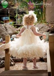 2 the victorian flower dress ivory champagne tutu dress