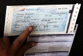 Tiket Kereta Api Pt Perpanjang Waktu Check In Tiket Republika