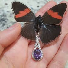 75 best butterfly wing necklaces images on