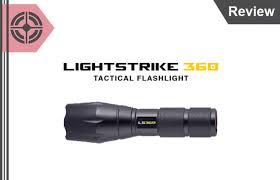 tac light flash light lightstrike 360 tactical flashlight review lame or legit