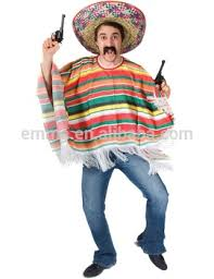 cool costumes cool mexico poncho costumes cool costumes bulk