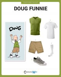 mayonnaise halloween costume dress like doug funnie costume halloween and cosplay guides