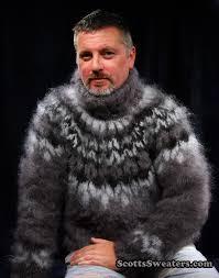 men u0027s fuzzy turtleneck sweater just posted for sale men u0027s