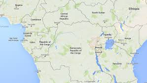Burundi Africa Map by Map Congo Conflict Business Insider