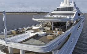 maryah 125 meter super yacht by h2super yachts by agent4stars com