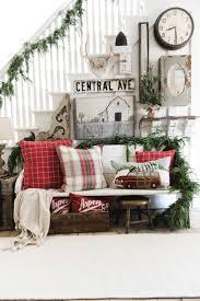 380 best farmhouse winter images on pinterest christmas