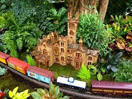 Train Show Botanical Garden by New York Botanical Garden U0027s Holiday Train Show