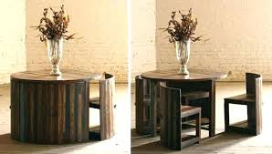 compact dining table and chairs dining room sets for apartments nandanam co