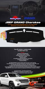 jeep grand dash mat dash mat jeep grand wk2 ltd overlander srt8 5 2011 2017