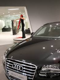 glitter audi world u0027s largest audi new car showroom inaugurated drivemeonline com