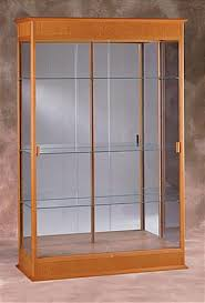 trophy display cabinets this display cabinet mirrors awards and trophies in diffused light