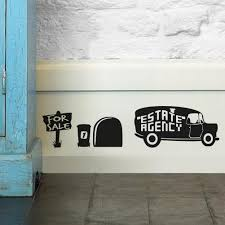 online get cheap cars murals aliexpress com alibaba group mouse driving the car mouse hole wall stickers children wall decals vinyl wall art decoration home vintage wallpaper mural