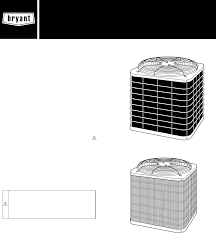 bryant heat pump 661c user guide manualsonline com