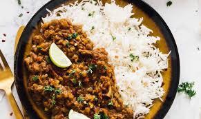 cuisine en pot j lentil curry vegan one pot cook halaal
