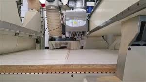 Cnc Kitchen Cabinets Cnc Cut Cabinet Components Youtube