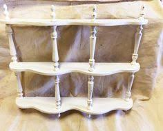 Shabby Chic Plate Rack by Set Of 3 Vintage Gold U0026 Red Florentine Nesting Tables 135 Buy