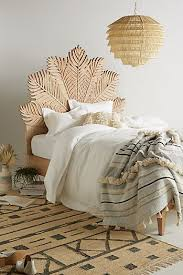 Carved Wood Headboard Bed Frames Headboards Anthropologie