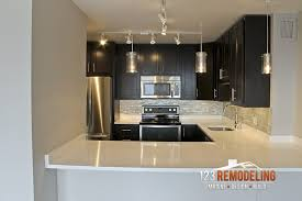 Kitchen Table Or Island 6 Layout Styles Of Kitchen Remodeling And Completed Projects 123