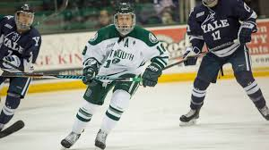 bentley college hockey dartmouth drops saturday matinee at colgate big green sports