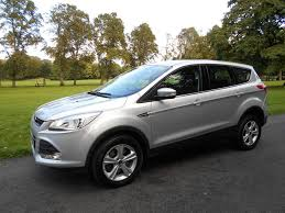 ford kuga 2 0 zetec tdci 5dr automatic for sale in birkenhead