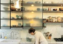 where to buy glass shelves for kitchen cabinets 11 seriously clever kitchen cabinet alternatives bob vila